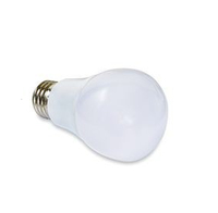 Verbatim A19-L485-C30-B220-R 7W E26 Warm white LED lamp