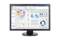 "Viewsonic LED LCD VG2438Sm 24"" LCD/TFT Black computer monitor"