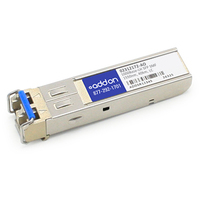Add-On Computer Peripherals (ACP) 02312172-AO Fiber optic 1550nm 1000Mbit/s SFP network transceiver module