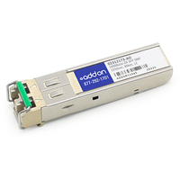 Add-On Computer Peripherals (ACP) 02312173-AO Fiber optic 1550nm 1000Mbit/s SFP network transceiver module