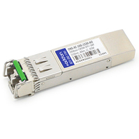 Add-On Computer Peripherals (ACP) ONS-XC-10G-1530-AO Fiber optic 1530nm 10000Mbit/s SFP+ network transceiver module