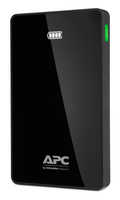 APC M10BK Lithium Polymer (LiPo) 10000mAh Black power bank