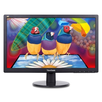 "Viewsonic Value Series VA1917A 18.5"" HD TFT Black computer monitor LED display"