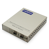 Add-On Computer Peripherals (ACP) ADD-MCC10G2SFP-SK 10000Mbit/s White network media converter