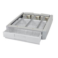 Ergotron 97-862 Grey,White Drawer multimedia cart accessory