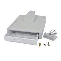 Ergotron 97-866 Grey,White Drawer multimedia cart accessory