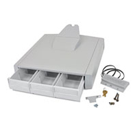 Ergotron 97-869 Grey,White Drawer multimedia cart accessory
