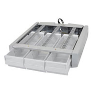 Ergotron 97-849 Grey,White Drawer multimedia cart accessory