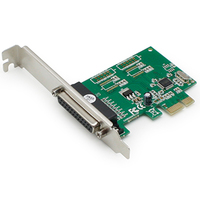 Add-On Computer Peripherals (ACP) ADD-PCIE-PARALLEL Internal Parallel interface cards/adapter