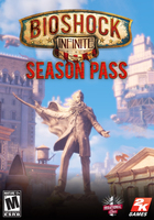 2K BioShock Infinite: Season Pass PC English