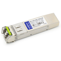 Add-On Computer Peripherals (ACP) SFP-10G-DW-1550-AO Fiber optic 1550nm 10000Mbit/s SFP network transceiver module