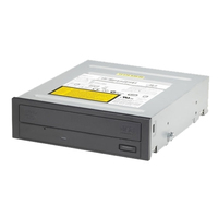 DELL 429-AATC Internal DVD-ROM Black optical disc drive