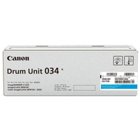 Canon 034 34000pagina's Cyaan drum