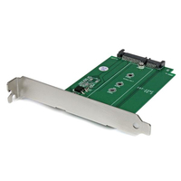 StarTech.com S32M2NGFFPEX Internal M.2 interface cards/adapter