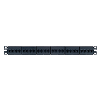Panduit CP24688BL 1U Patch Panel