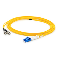 Add-On Computer Peripherals (ACP) 7m ST-LC 7m ST LC Yellow fiber optic cable