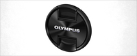 Olympus LC-58F Digital camera Black lens cap