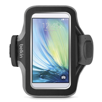 Belkin Slim-Fit Plus Armband case Black,Grey