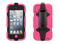 Griffin Survivor Cover Black,Pink