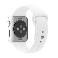 Apple MJ4E2ZM/A Band Wit Fluorelastomeer smartwatch-accessoire