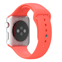 Apple MJ4T2ZM/A Band Roze Fluorelastomeer smartwatch-accessoire