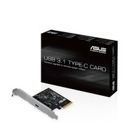 ASUS USB 3.1 TYPE-C CARD Intern USB 3.1 interfacekaart/-adapter