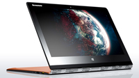 "Lenovo IdeaPad Yoga Yoga 3 Pro 1.2GHz M-5Y71 13.3"" 3200 x 1800pixels Touchscreen Orange Notebook"