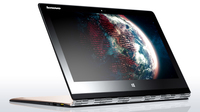 "Lenovo IdeaPad Yoga Yoga 3 Pro 1.2GHz M-5Y71 13.3"" 3200 x 1800pixels Touchscreen Gold Notebook"