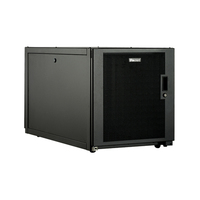 Panduit E6212B1FP Black rack