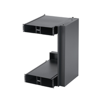 Panduit DIBBC2314S21W rack accessory
