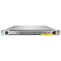 Hewlett Packard Enterprise StoreEasy 1450 Rack (1U) Metallic