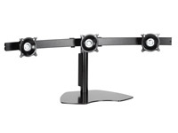 Chief Flat Panel Triple Monitor Horizontal Table Stand