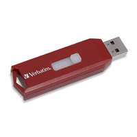 Verbatim Store 'n' Go® USB Flash Drive - 16GB 16GB USB 2.0 Type-A Red USB flash drive