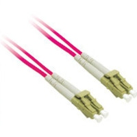 C2G 3m LC/LC Duplex 9/125 Single-Mode Fiber Patch 3m LC LC Red fiber optic cable
