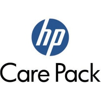 Hewlett Packard Enterprise 3 year 4 hour 13x5 Storage Works 4 Bay Rack Hardware Support