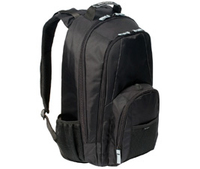 "Targus 17"" Groove Backpack 17"" Backpack Black"