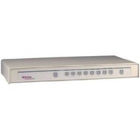 Raritan CompuSwitch 8 Port Rack Mount Grey KVM switch