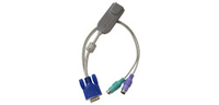 Raritan MCIM-PS2 VGA 2xPS/2 Grey cable interface/gender adapter