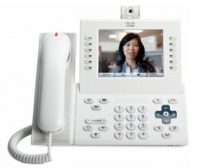 Cisco 9971 White IP phone