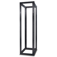 APC NetShelter Freestanding rack 909.09kg Black rack