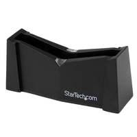 StarTech.com USB -> SATA External Hard Drive Docking Station Black