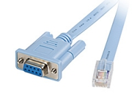 Cisco AIR Console 1200 3m Blue networking cable