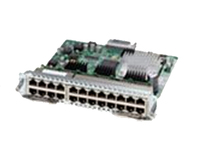 Cisco SM-ES2-24= Fast Ethernet,Gigabit Ethernet network switch module