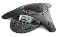 Polycom SoundStation IP 6000 teleconferencing equipment