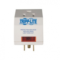 Tripp Lite SPIKECUBE 1AC outlet(s) 120V White surge protector