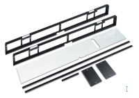 APC Rack Air Containment Rear Assembly for InRow RC/InRow SC