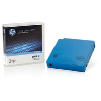 Hewlett Packard Enterprise C7975AN LTO lege datatape