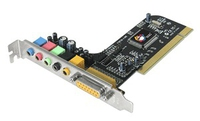 Siig SoundWave 5.1 PCI Internal 5.1channels PCI