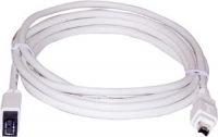 Siig FireWire 800 White firewire cable