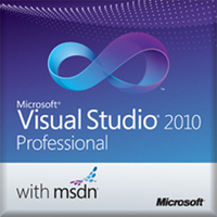 Microsoft Visual Studio 2010 Professional w/ MSDN, OLP-NL, SA, ML